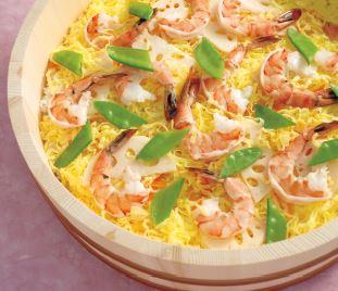 Gomoku Chirashi Sushi Bowl