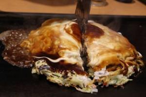 osaka style okonomiyaki