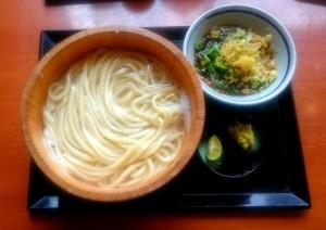 kamaage udon noodles