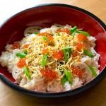 What is Chirashi Sushi?
