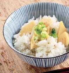 Chirimen Takenoko Rice Recipe