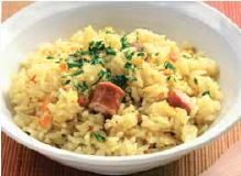 Curry Takikomi Gohan