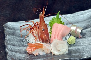sushi ota sashimi