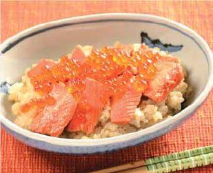 Ikura Harako Meshi Recipe