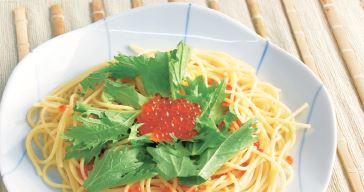 Ikura Pasta Recipe
