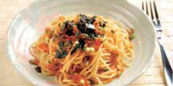 Masago Pasta Recipe