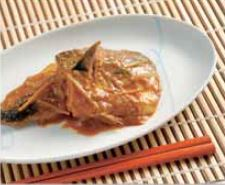 Miso Simmered Mackerel