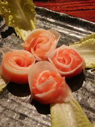 Salmon-Rose-Bud
