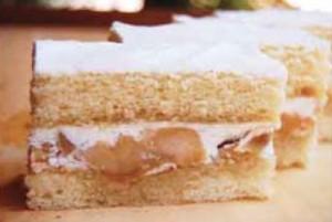 Satsumaimo Short Cake