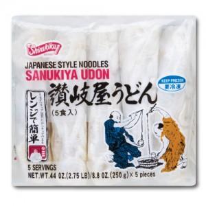 Shirakiku_forzen-udon Noodles