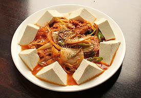 Tofu-Kimchi