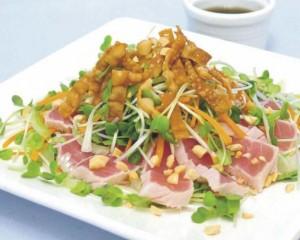 Tuna Crispy Salad