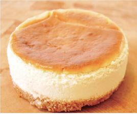 Yuzu Cheese Cake