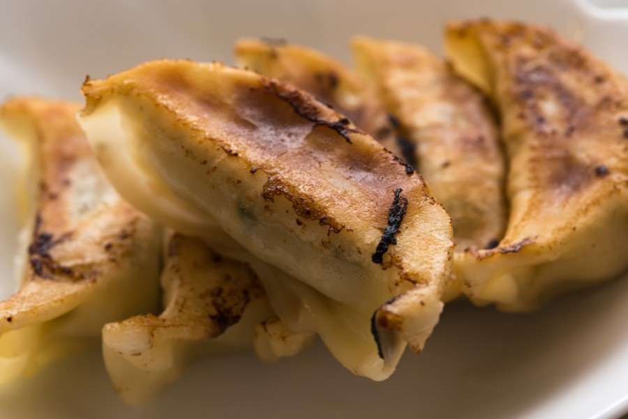 Japanese Pork Gyoza Recipe We Love Japanese Food