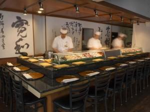 shiro sushi restaurant