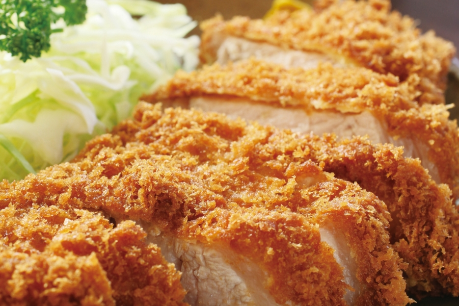 What is Tonkatsu (Pork Cutlets)?