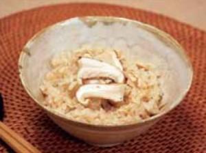 Matsutake_rice(Gochiso)