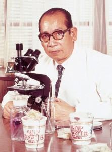 Momofuku Ando (nissin)