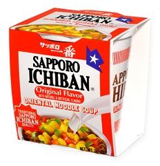 Sapporo Ichiban Original Cup