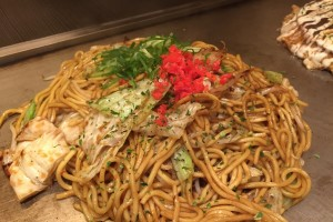 What is Yakisoba?