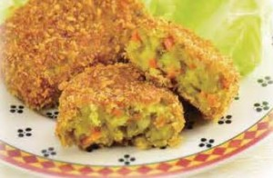 Croquetts-curry
