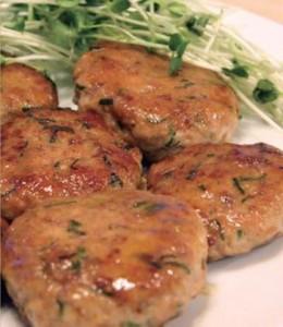 Koyadofu Hamburger