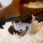 What is Nori Tsukudani?