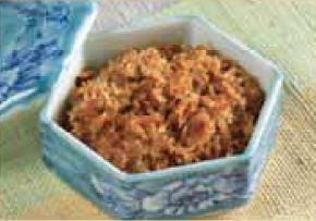 Umekatsuo-breakfast