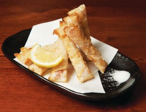 Crispy-Chicken-Wonton-Fry-with-Ume-Flavor