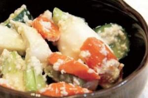 mirin-kasu-pickled-vegetables-recipe